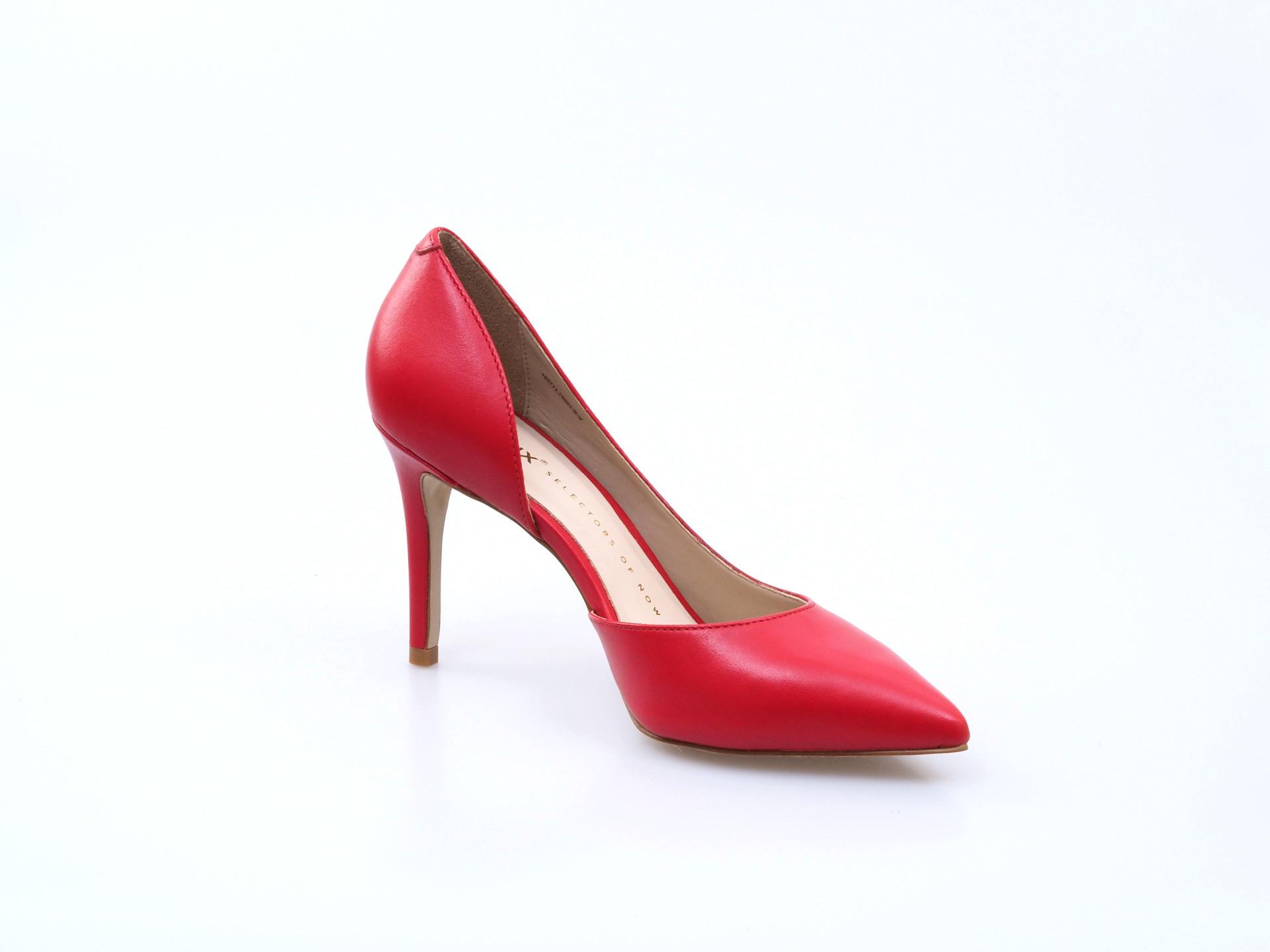 27d8e18d49f8 Soňa - Dámska obuv - Spoločenská obuv - Bronx dámska lodička na vysokom  podpätku červená