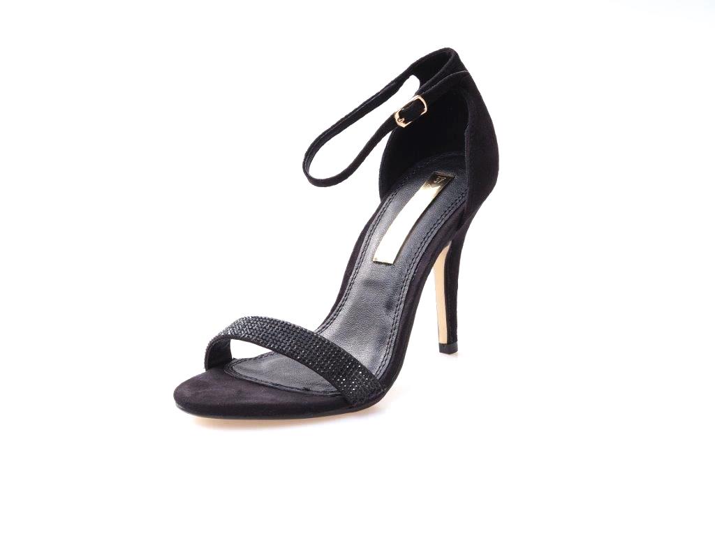 b426934182 Soňa - Dámska obuv - Spoločenská obuv - Čierna spoločenska lodička na  vysokom podpätku