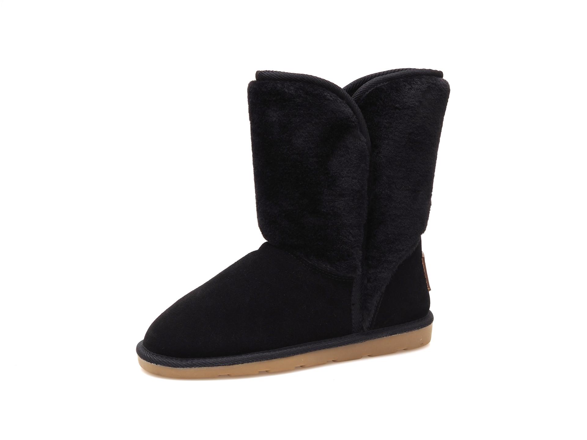 7c078eb6bde0 Soňa - Dámska obuv - Čižmy - Dámska čižma stredne vysoká zateplená na nízkom  podpätku značky Les Tropezienne