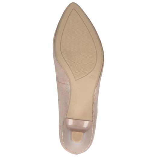 ef784e3048ba Soňa - Dámska obuv - Lodičky - Ružové dámske lodičky na nízkom podpätku  značky Caprice