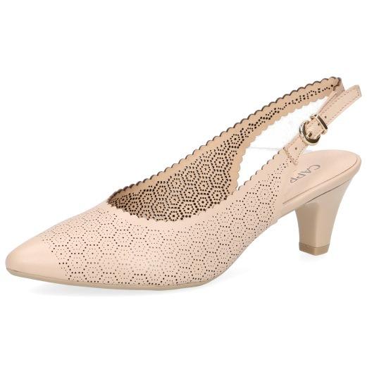 320f02821ea0 Soňa - Dámska obuv - Sandále - Béžová dámska uzatvorená sandála na ...
