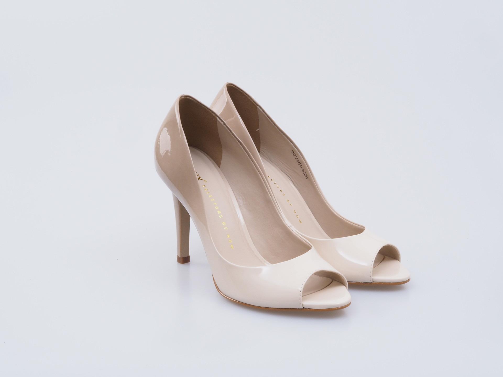 1488e46b4cb4 Soňa - Dámska obuv - Lodičky - Bronx dámska spoločenská obuv biela káva