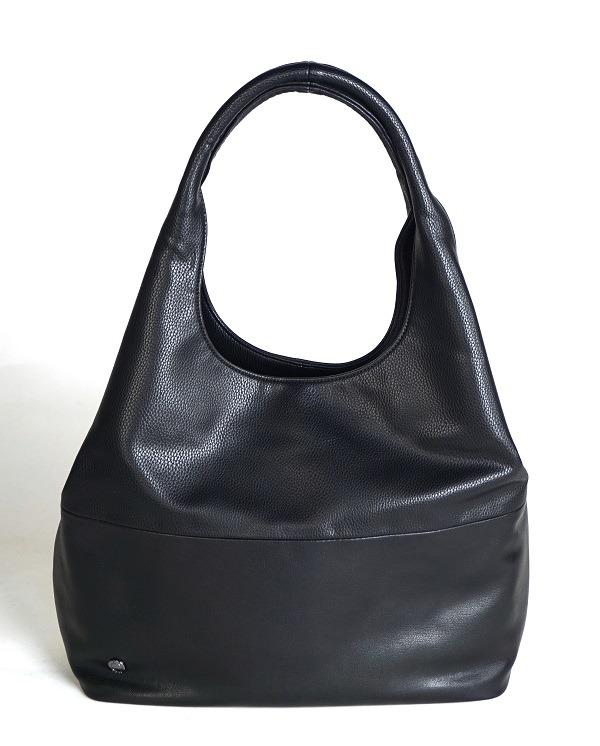 Soňa - Dámska - Dámske kabelky - Čierna dámska kabelka cez plece ... b38a5d07695