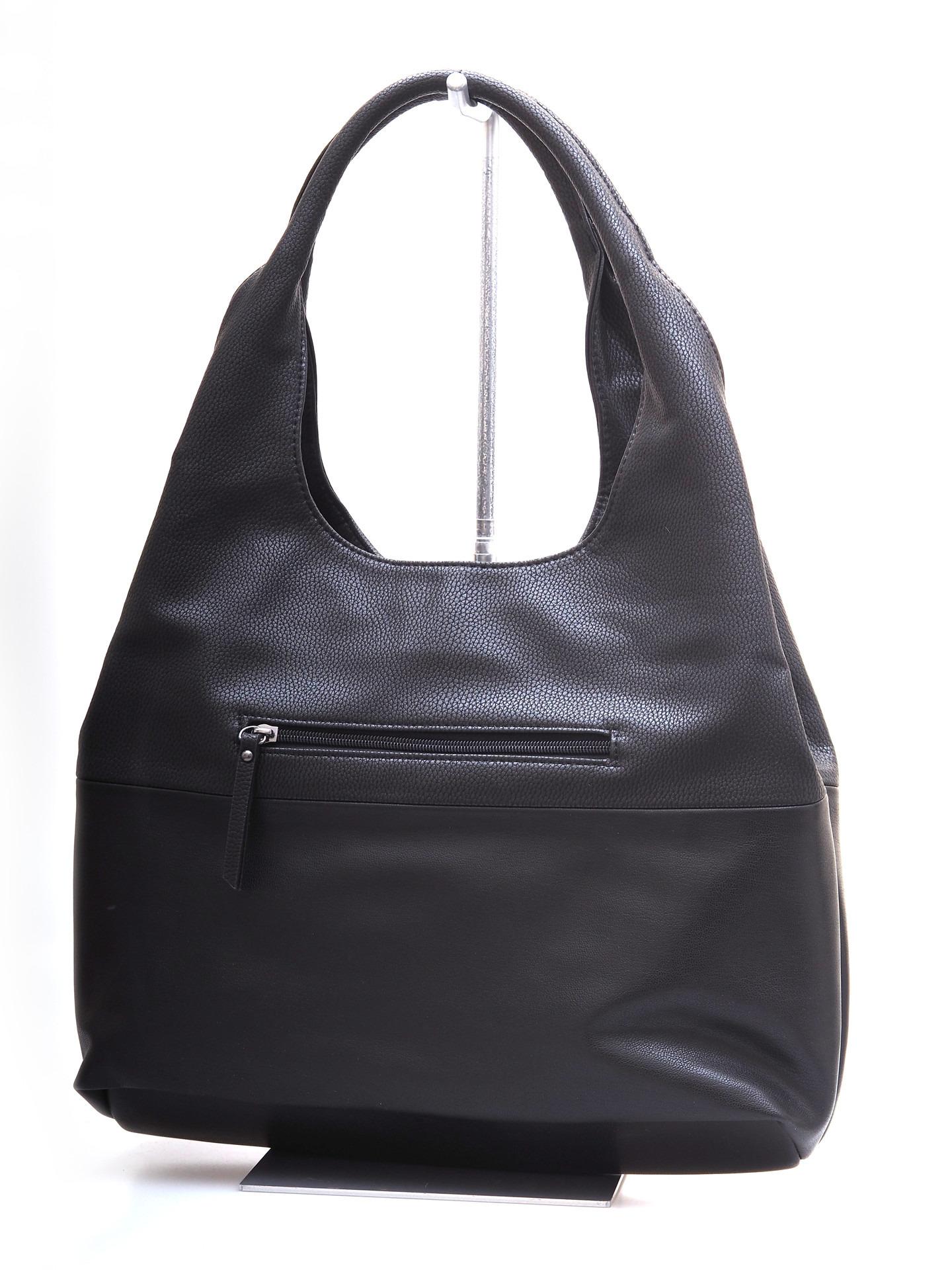 Soňa - Dámska - Dámske kabelky - Čierna dámska kabelka cez plece ... 2c4ac229c73