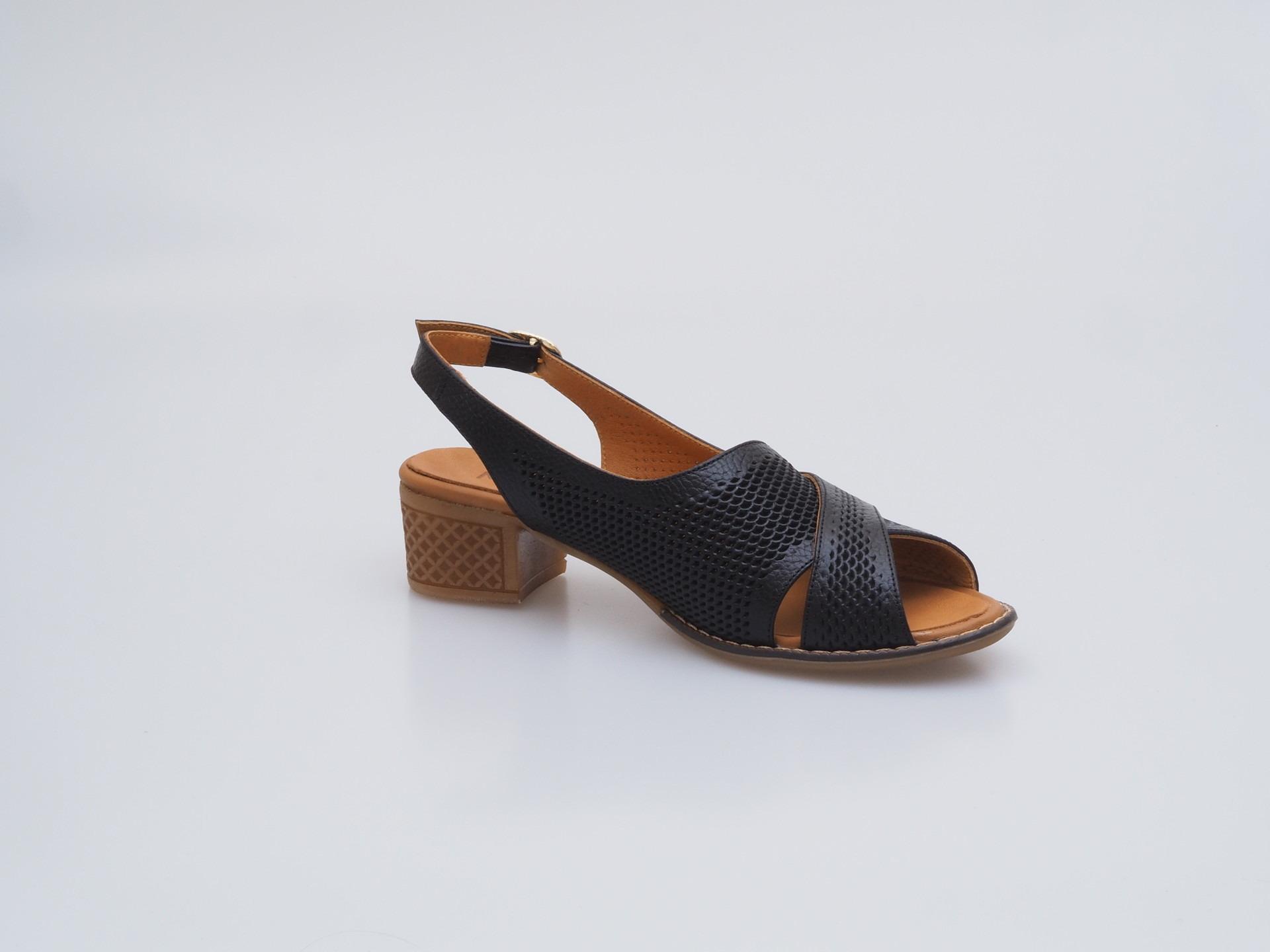 83729101e0fe Soňa - Dámska obuv - Sandále - Čierna dámska sandála