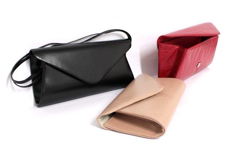 Soňa - Dámska - Dámske kabelky - Čierna listová kabelka a294c551b6b