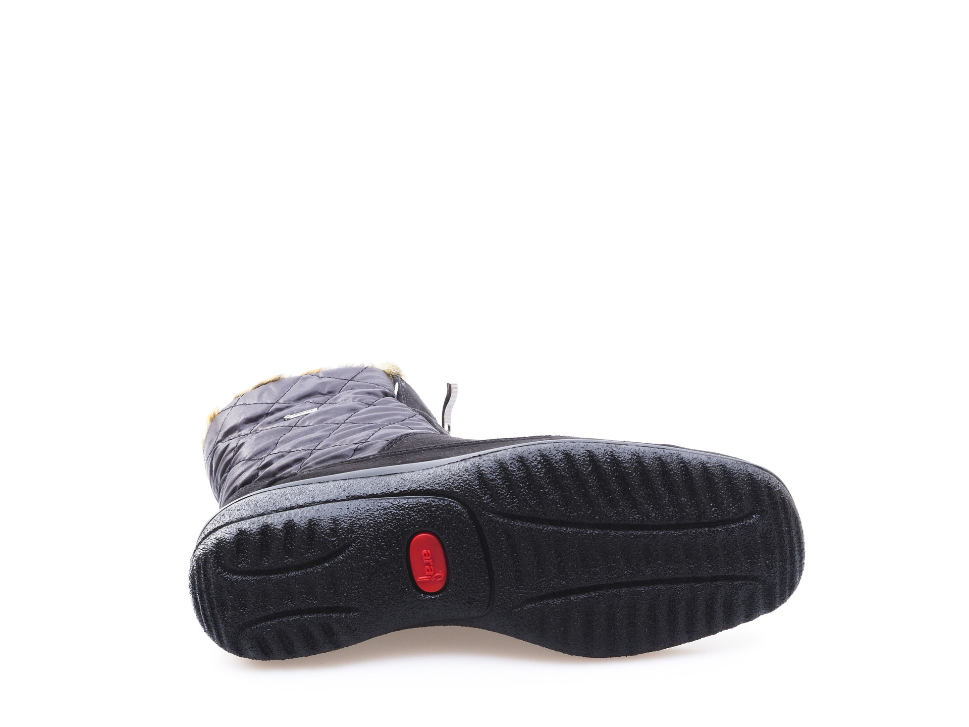Čierne čižmy Ara s membránou GORE-TEX 84da94ab0a