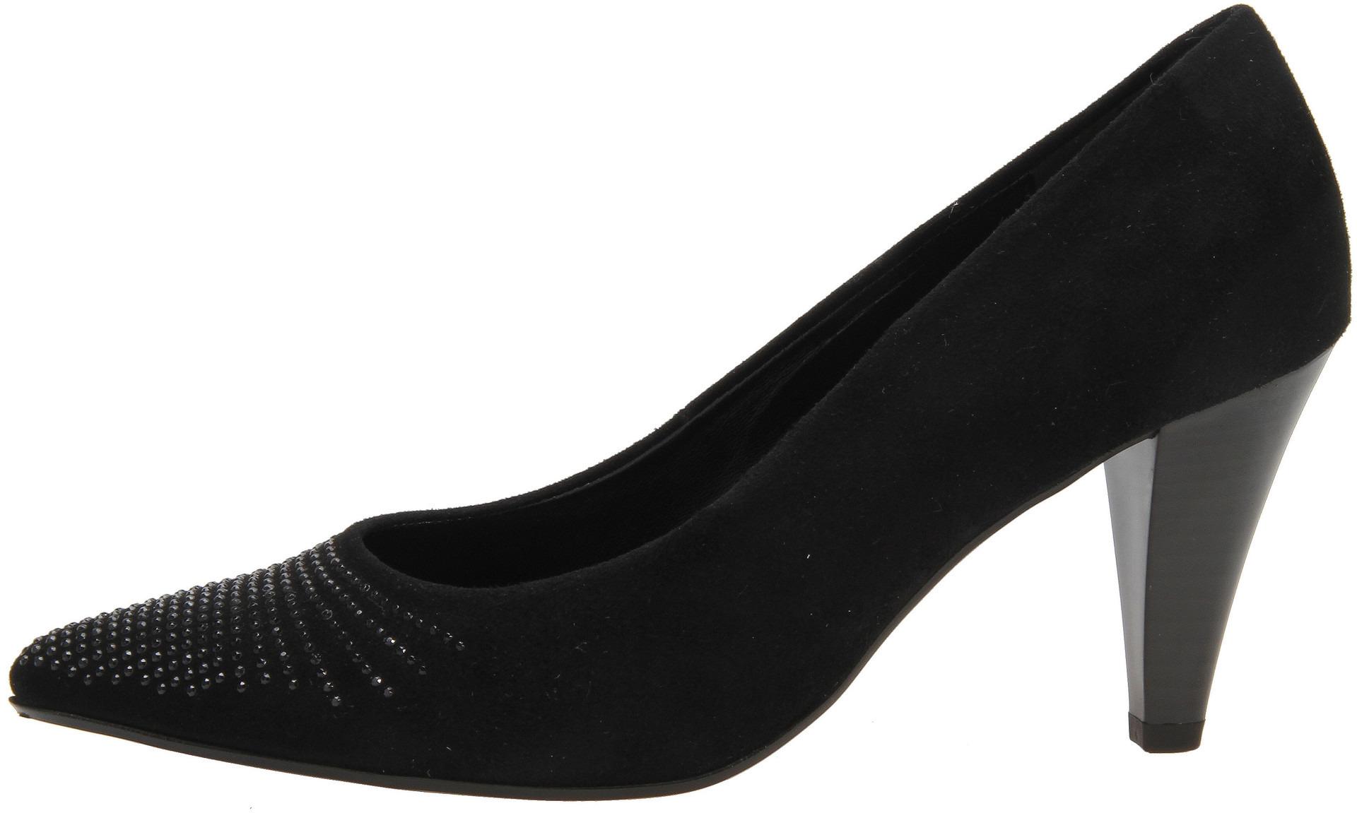 Soňa - Dámska obuv - Lodičky - Čierne kožené lodičky Gabor na ... cb4503e1634