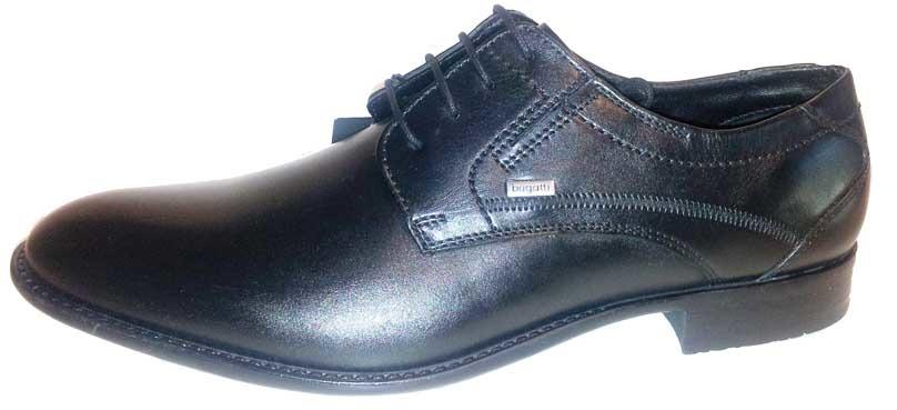 fadd7553ff20 Soňa - Pánska obuv - Poltopánky - Čierne kožené topánky na ...