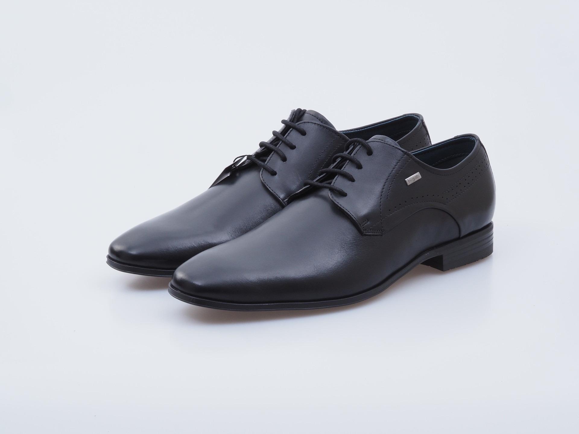 ae9de784d12 Soňa - Pánska obuv - Poltopánky - Čierne kožené topánky na ...