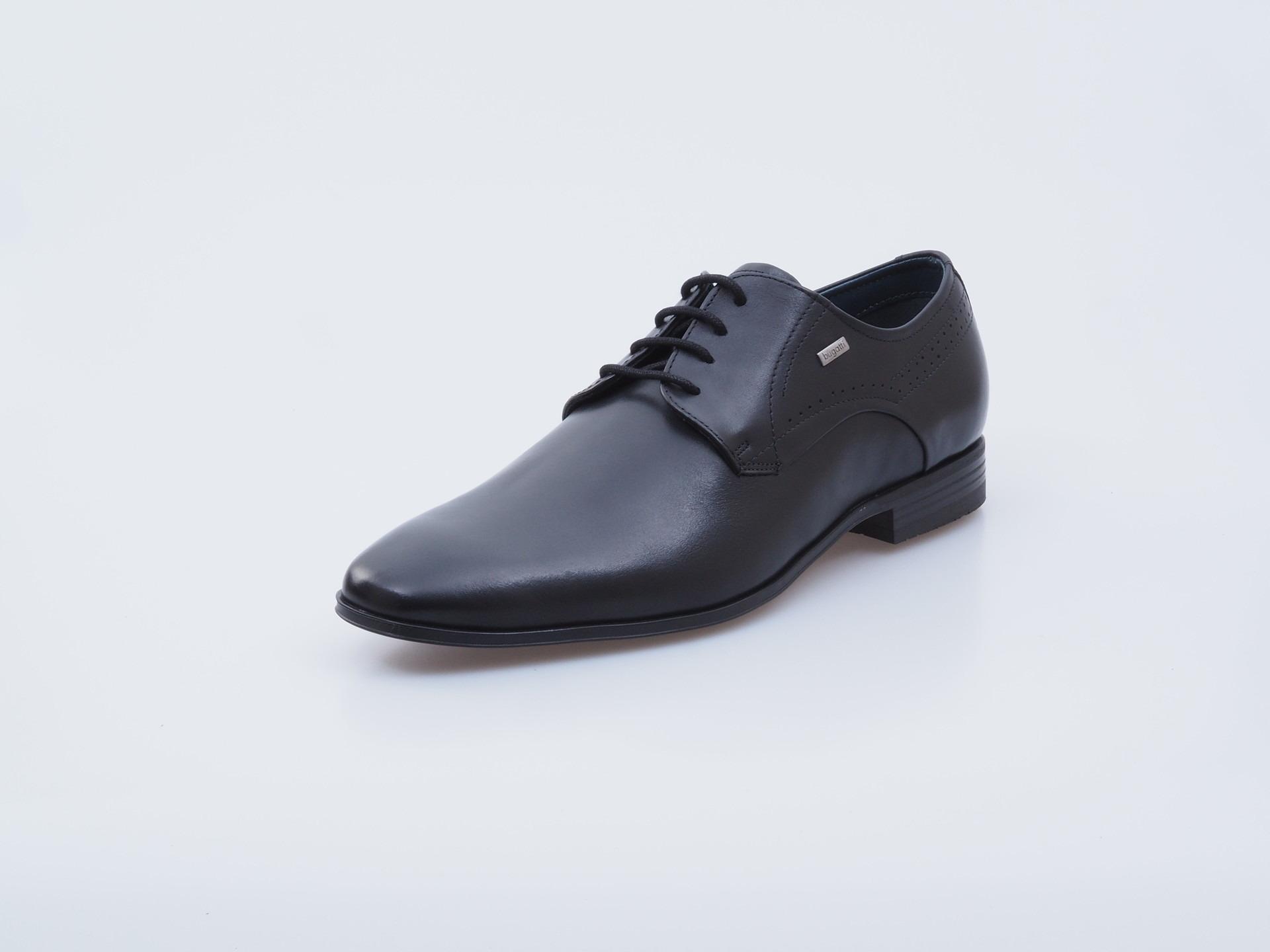 70118d1b6ddf Soňa - Pánska obuv - Poltopánky - Čierne kožené topánky na ...