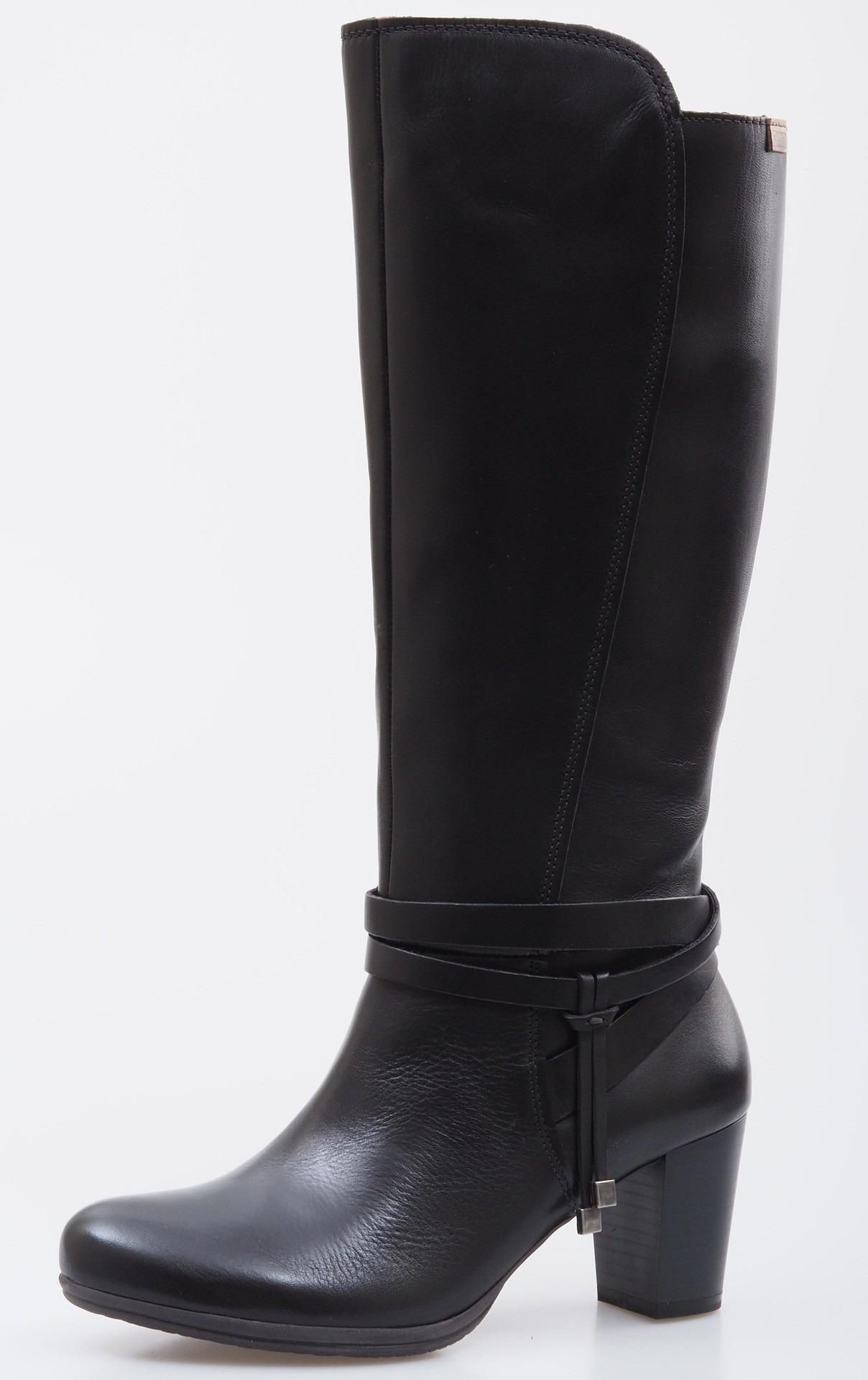 Soňa - Dámska obuv - Čižmy - Čierne kožené topánky Pikolinos 1afbd7e14c9