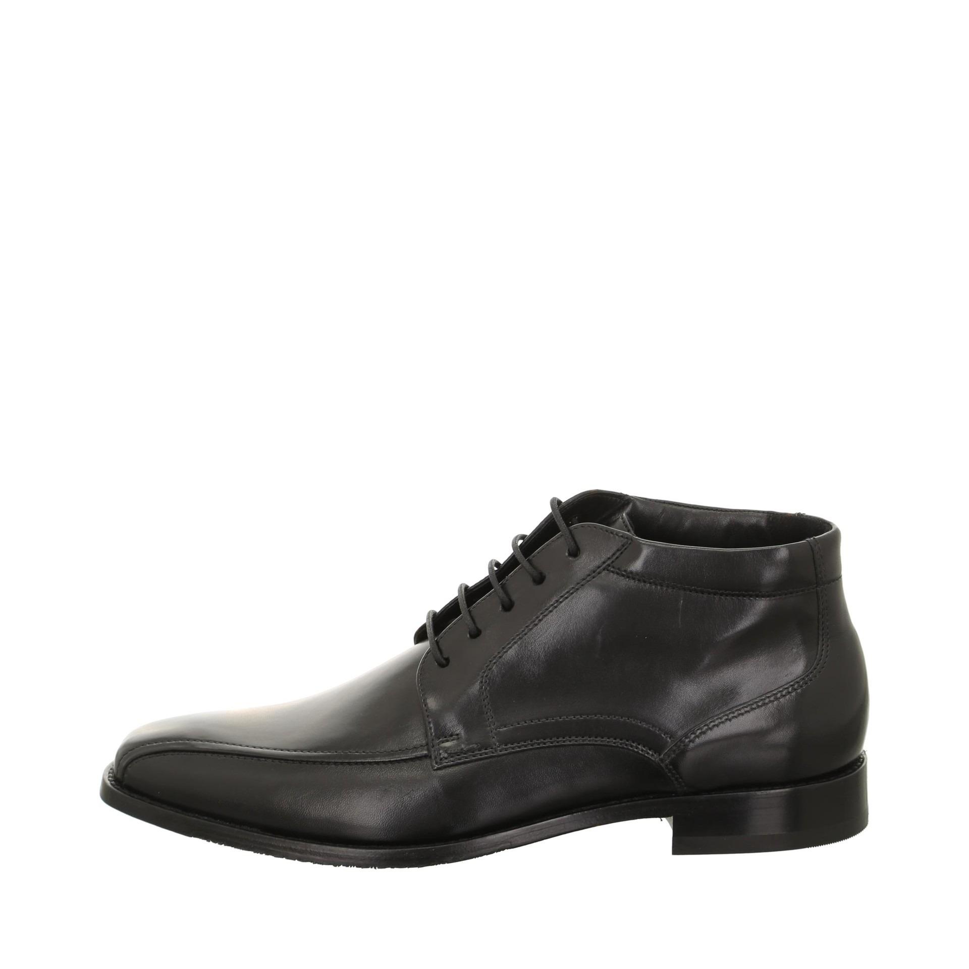 Soňa - Pánska obuv - Zimná - Čierne šnurovacie topánky Salamander e63301f28d4