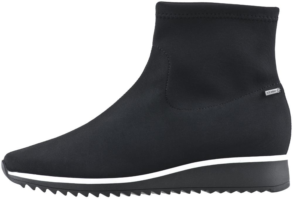 Soňa - Dámska obuv - Kotníčky - Čierne textilné členkové topánky Högl 6e6dab4f5f5