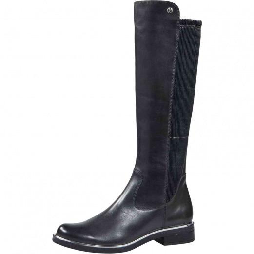 6f1589dbb52 Soňa - Dámska obuv - Čižmy - Dámska čižma vysoká zateplená na nízkom ...