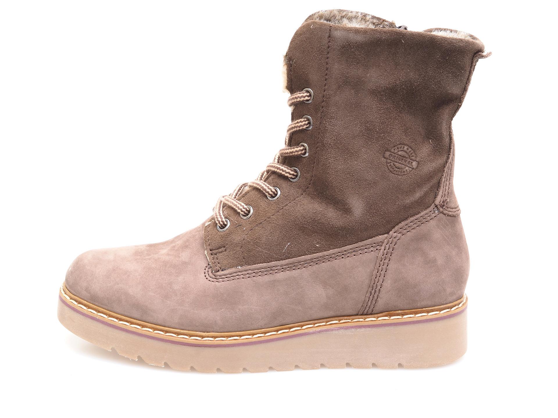 781e9bfb8256 Soňa - Dámska obuv - Kotníčky - Dámska obuv šnurovacia zateplená