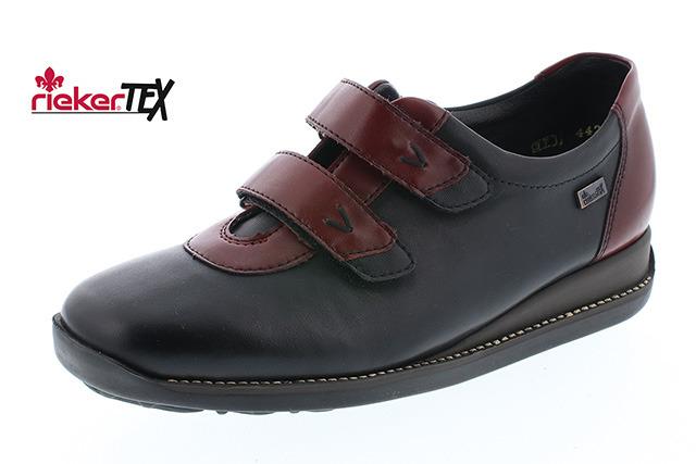 Soňa - Dámska obuv - Poltopánky - Dámska obuv značky Rieker d9db6bd5409