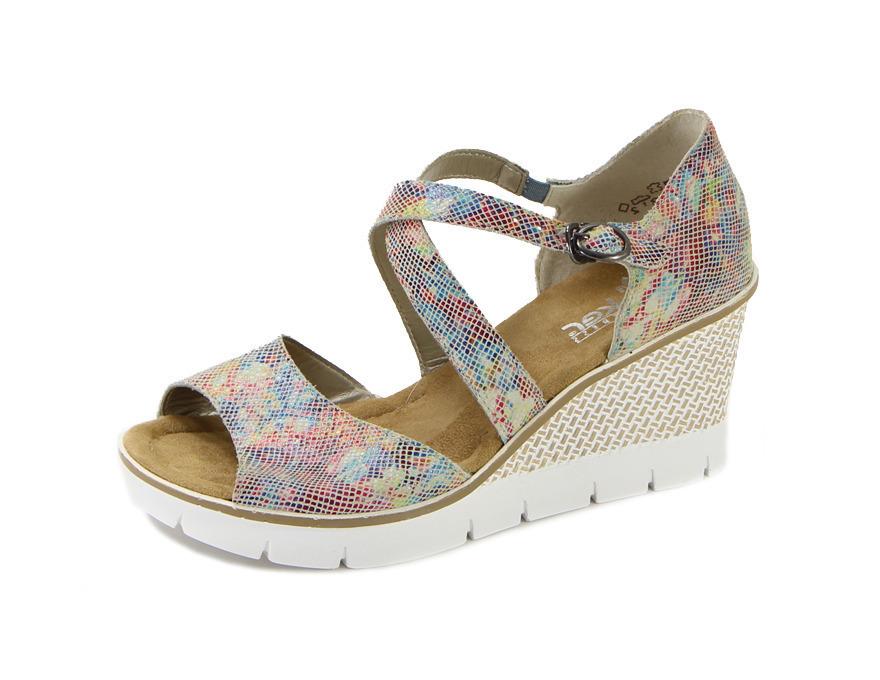 c9ee6062b6b2 Soňa - Dámska obuv - Sandále - Dámska otvorená sandála na klinovom ...