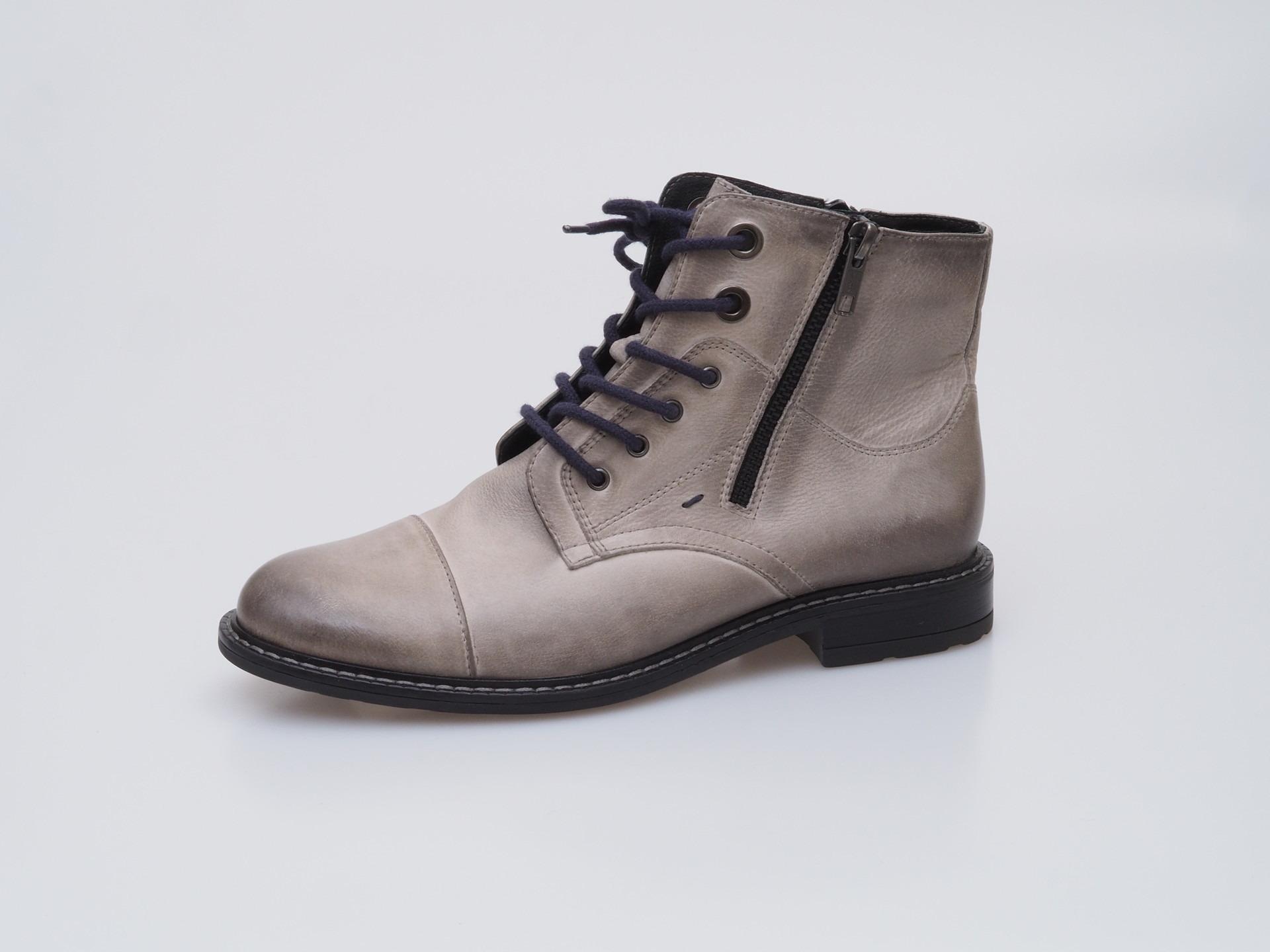 87dd2d728e8c Soňa - Dámska obuv - Kotníčky - Dámska šnurovacia obuv zateplená