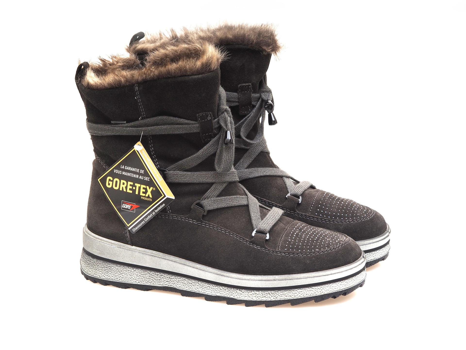 Soňa - Dámska obuv - Kotníčky - Gore-texová dámska obuv značky Ara 7615ef067b