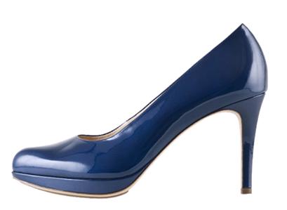 Soňa - Dámska obuv - Spoločenská obuv - Högl dámska spoločenská obuv - modrá cb271d5c56e