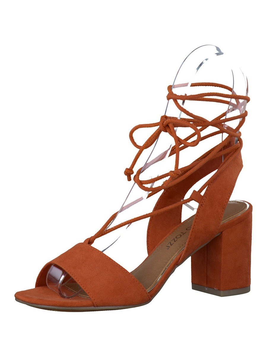 92ba4dbe12e8 Soňa - Dámska obuv - Sandále - Marco Tozzi dámska sandála - oranžová