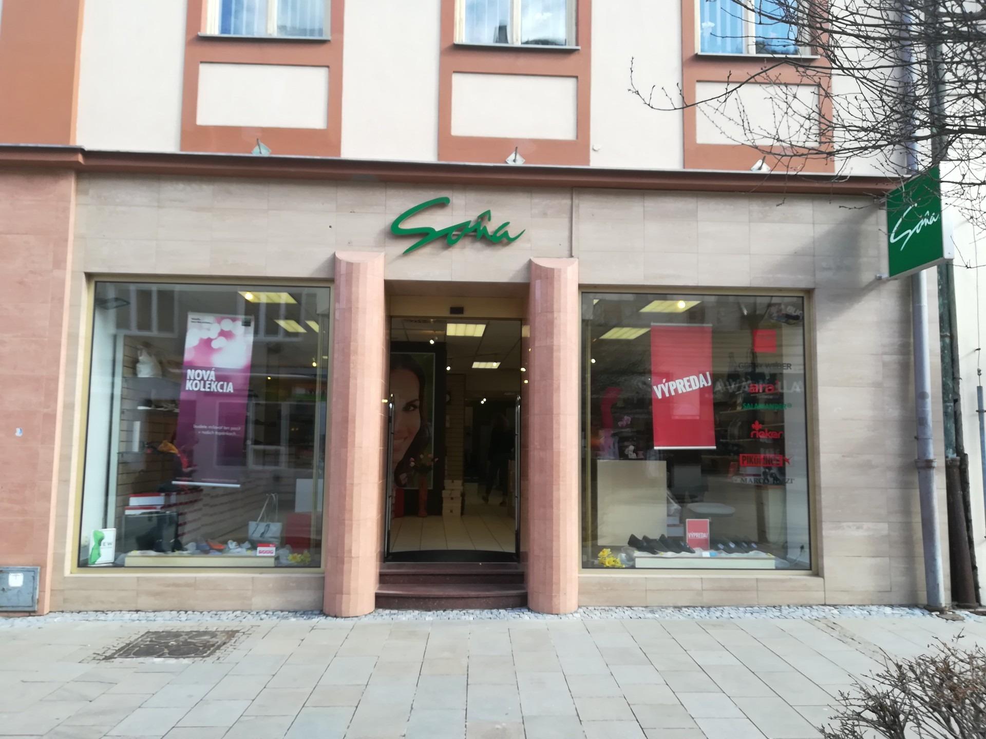 Obuv Soňa - predajňa Nitra 3bd1bb3baa1