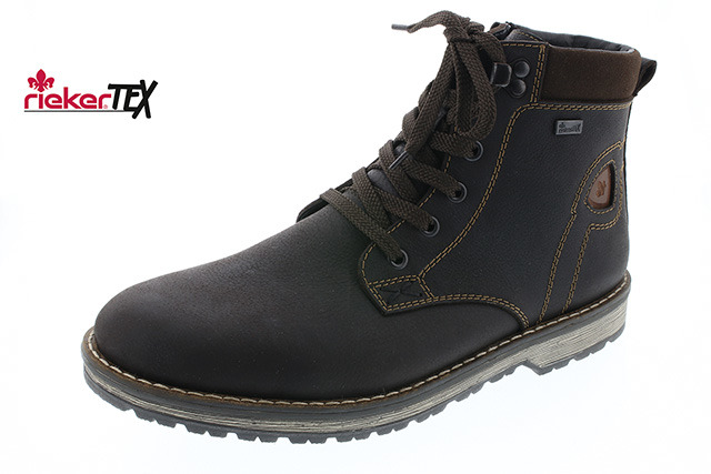 4a7f8eb38 Soňa - Pánska obuv - Zimná - Pánska obuv Rieker šnurovacia zateplená