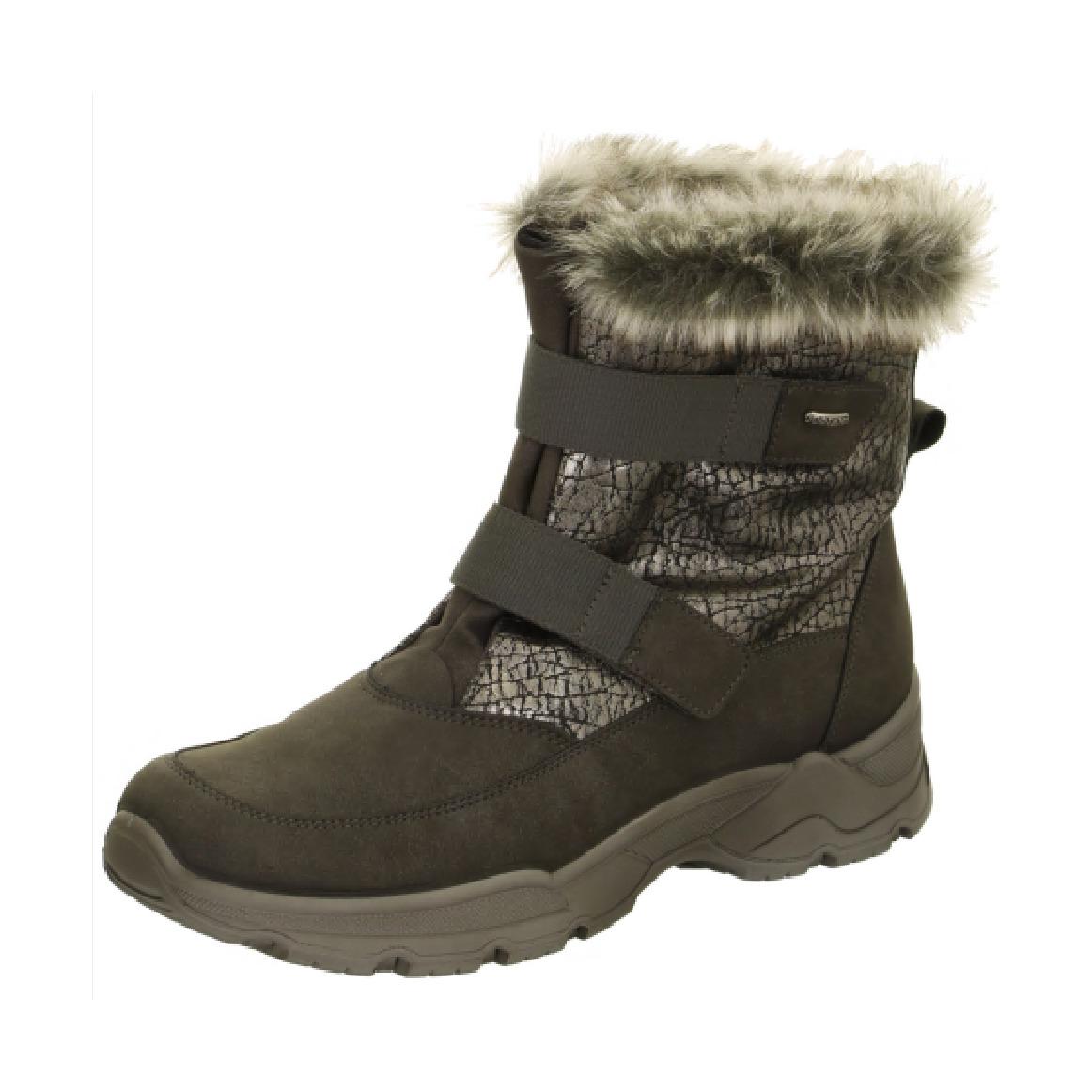 Soňa - Dámska obuv - Snehule - Šedé dámske snehule značky Jenny dccbc6a718