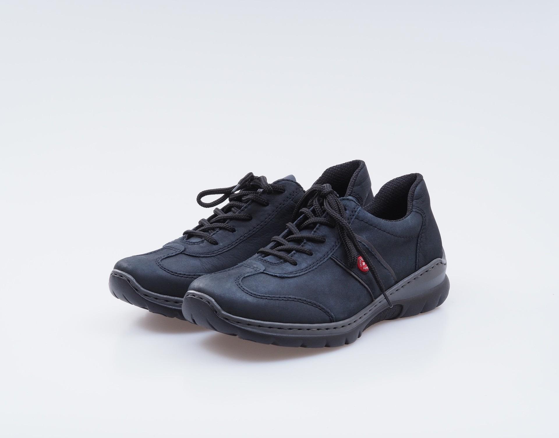 Soňa - Dámska obuv - Tenisky - Šedé kožené športové topánky Rieker 08eca394ed6
