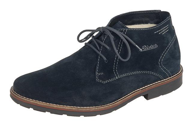 1cd44761b89c5 Soňa - Pánska obuv - Zimná - Šnurovacie zateplené topánky Rieker
