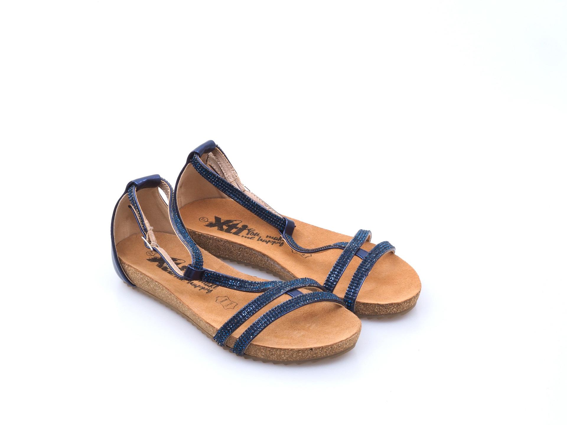 7edd61e4d706 Soňa - Dámska obuv - Sandále - Xti dámska sandála na nízkom podpätku ...