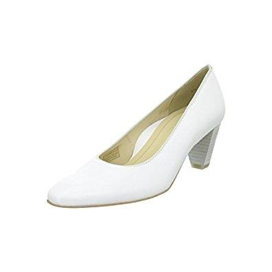f55cad1423 Soňa - Dámska obuv - Lodičky - Ara dámska lodička na nízkom podpätku - biela
