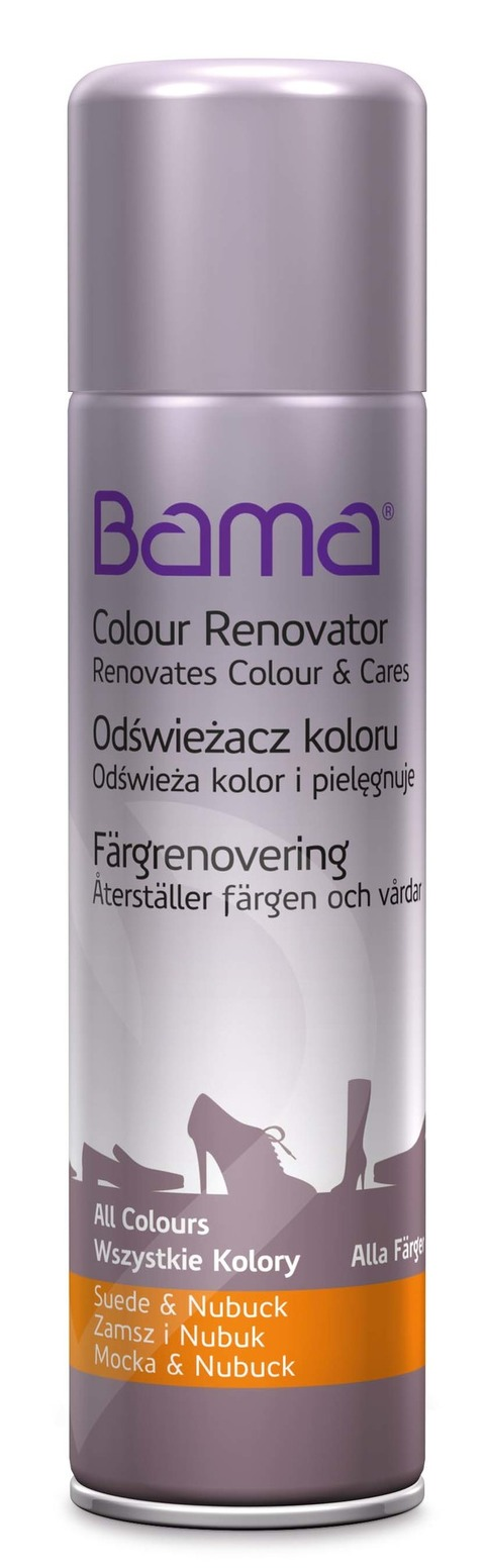 Bama Colour renovator 250ml čierny