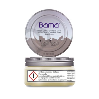 Bama Shoe cream 50 ml hnedá