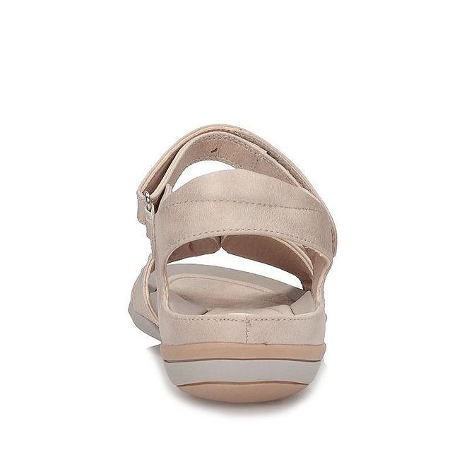 2f769aa84e7e Béžová dámska otvorená sandála značky Rieker Béžová dámska otvorená sandála  značky Rieker Popis28