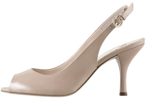 f415e3f1795e Soňa - Dámska obuv - Sandále - Béžové dámske otvorené sandále na ...