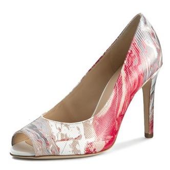 Lodičky - dámska obuv na podpätku  87e0d82eec3