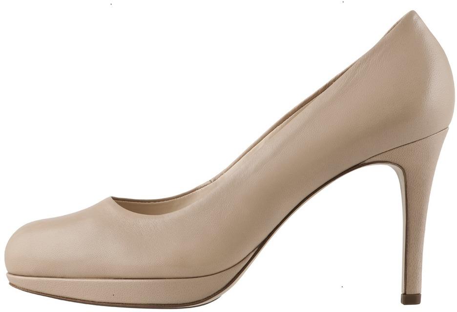 91051ed587 Soňa - Dámska obuv - Spoločenská obuv - Béžové spoločenské lodičky Högl