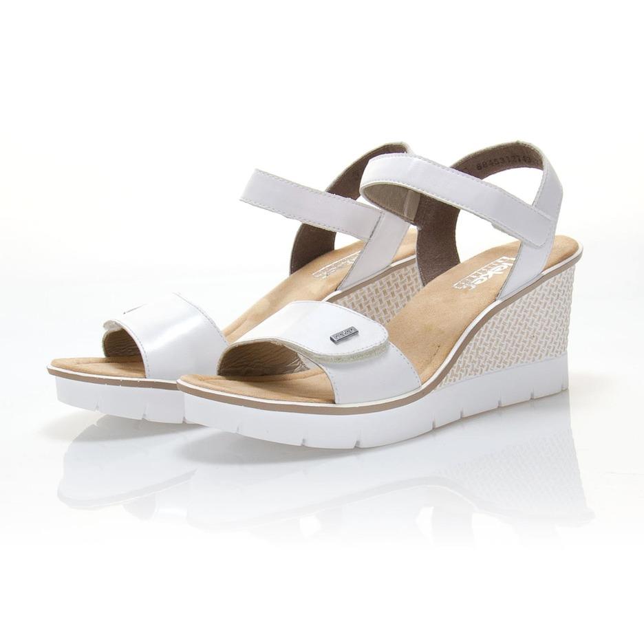 741fc7142 Soňa - Dámska obuv - Sandále - Biela dámska otvorená sandála na ...