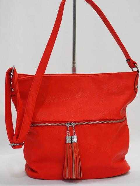 35220285a0 Soňa - Dámska - Dámske kabelky - Červená dámska kabelka