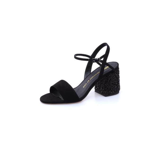 4ce7757ba1 Čierna dámska spoločenská obuv Bronx ...