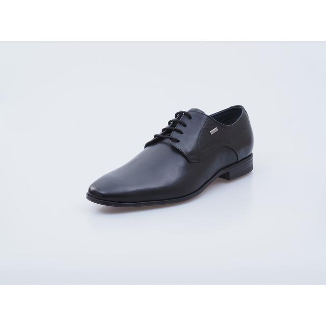 c84fca8786 Čierna pánska šnurovacia obuv Bugatti ...