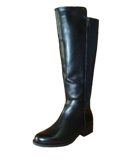f4ae8ae2679f Soňa - Dámska obuv - Čižmy - Čierna vysoká dámska čižma