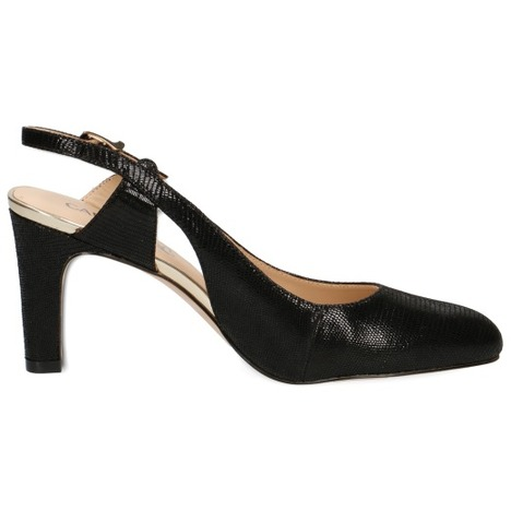 4094a93a6f082 Soňa - Dámska obuv - Sandále - Čierne dámske uzatvorené sandále na ...