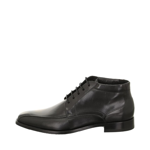 3449f13d15d2 Soňa - Pánska obuv - Zimná - Čierne šnurovacie topánky Salamander