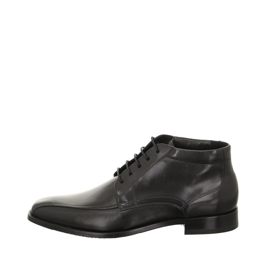 1e7541608ee6b Soňa - Pánska obuv - Zimná - Čierne šnurovacie topánky Salamander