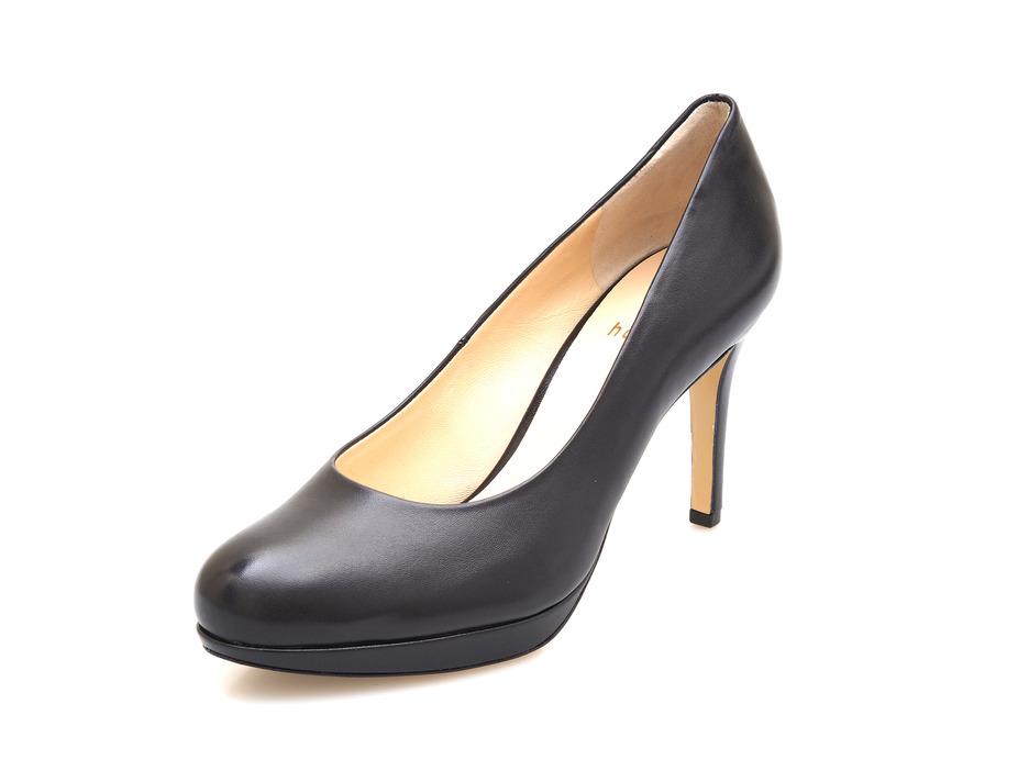 bcd423d288 Soňa - Dámska obuv - Spoločenská obuv - Čierne spoločenské lodičky Högl