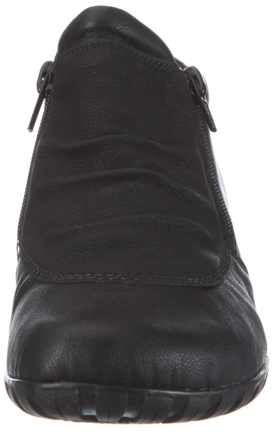 ded89e8d40c6 Soňa - Dámska obuv - Kotníčky - Čierne zateplené členkové topánky Rieker