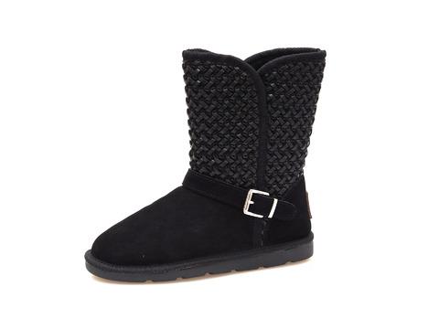 d3c9849d457d8 Soňa - Dámska obuv - Čižmy - Dámska čižma stredne vysoká zateplená na nízkom  podpätku značky Les Tropeziennes